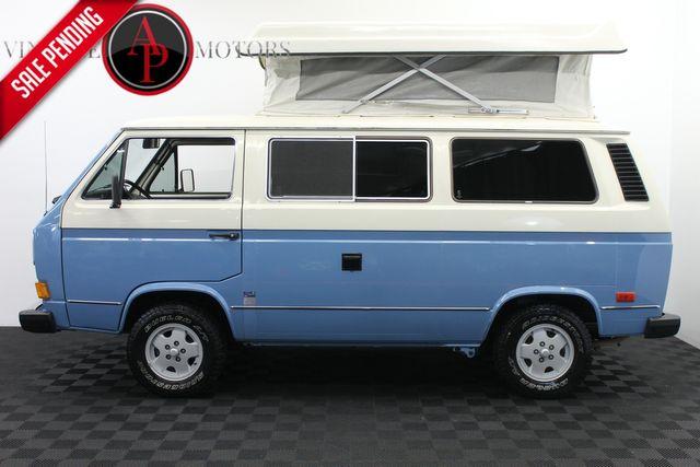 1983 Volkswagen Vanagon/Campmobile 82k MILE AUTO RIVIERA FULL CAMPER