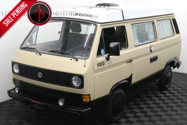 1983 Volkswagen Vanagon/Campmobile RESTORED WESTFALIA CAMPER