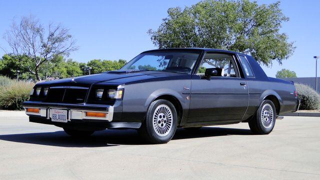 "1984 Buick Turbo 1 OF 1163  ""WH1""  T-Type 3.8 SFI ""RARE"" Phoenix, Arizona 5"
