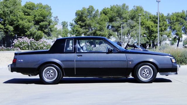 "1984 Buick Turbo 1 OF 1163  ""WH1""  T-Type 3.8 SFI ""RARE"" Phoenix, Arizona 14"