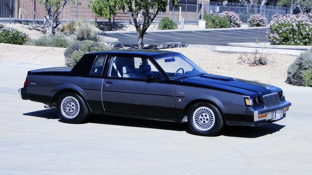 "1984 Buick Turbo 1 OF 1163  ""WH1""  T-Type 3.8 SFI ""RARE"" Phoenix, Arizona 4"