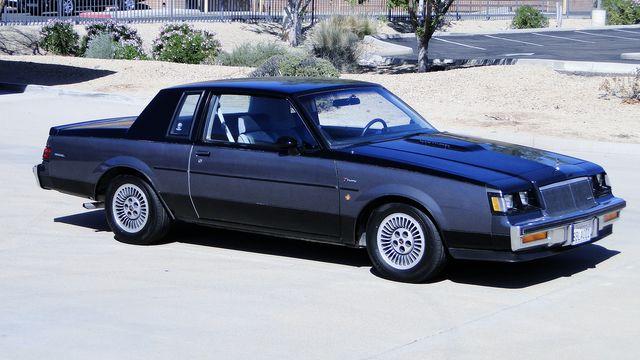 "1984 Buick Turbo 1 OF 1163  ""WH1""  T-Type 3.8 SFI ""RARE"" Phoenix, Arizona 18"