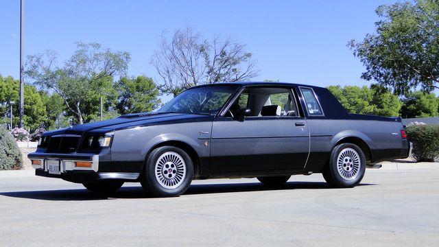 "1984 Buick Turbo 1 OF 1163  ""WH1""  T-Type 3.8 SFI ""RARE"" Phoenix, Arizona 9"