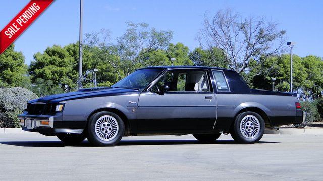 "1984 Buick Turbo 1 OF 1163  ""WH1""  T-Type 3.8 SFI ""RARE"" Phoenix, Arizona 0"