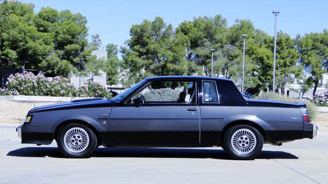 "1984 Buick Turbo 1 OF 1163  ""WH1""  T-Type 3.8 SFI ""RARE"" Phoenix, Arizona 12"
