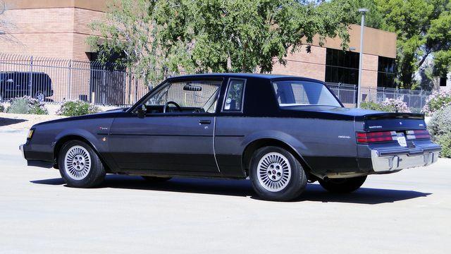 "1984 Buick Turbo 1 OF 1163  ""WH1""  T-Type 3.8 SFI ""RARE"" Phoenix, Arizona 17"