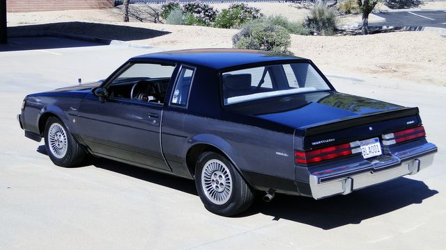 "1984 Buick Turbo 1 OF 1163  ""WH1""  T-Type 3.8 SFI ""RARE"" Phoenix, Arizona 11"
