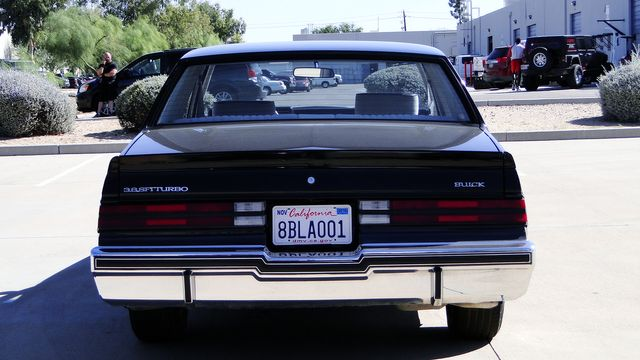 "1984 Buick Turbo 1 OF 1163  ""WH1""  T-Type 3.8 SFI ""RARE"" Phoenix, Arizona 8"