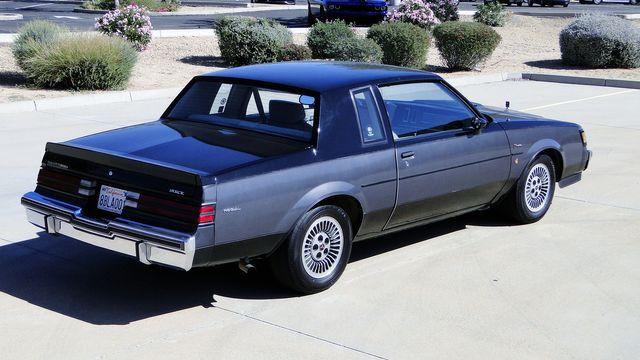 "1984 Buick Turbo 1 OF 1163  ""WH1""  T-Type 3.8 SFI ""RARE"" Phoenix, Arizona 2"