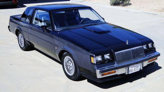 "1984 Buick Turbo 1 OF 1163  ""WH1""  T-Type 3.8 SFI ""RARE"" Phoenix, Arizona 15"
