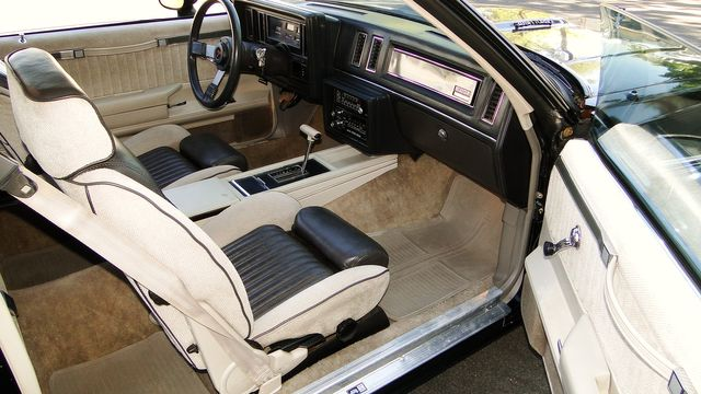 "1984 Buick Turbo 1 OF 1163  ""WH1""  T-Type 3.8 SFI ""RARE"" Phoenix, Arizona 13"