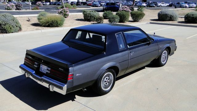 "1984 Buick Turbo 1 OF 1163  ""WH1""  T-Type 3.8 SFI ""RARE"" Phoenix, Arizona 10"