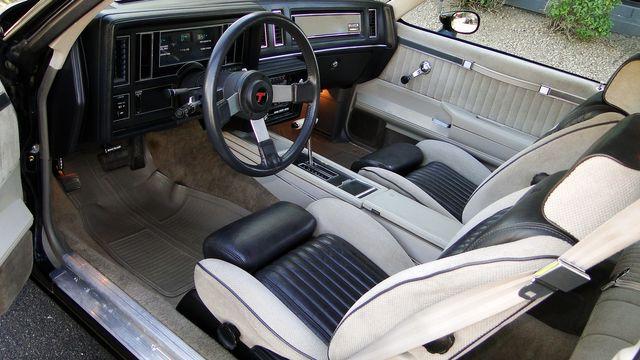 "1984 Buick Turbo 1 OF 1163  ""WH1""  T-Type 3.8 SFI ""RARE"" Phoenix, Arizona 41"