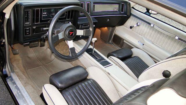 "1984 Buick Turbo 1 OF 1163  ""WH1""  T-Type 3.8 SFI ""RARE"" Phoenix, Arizona 7"