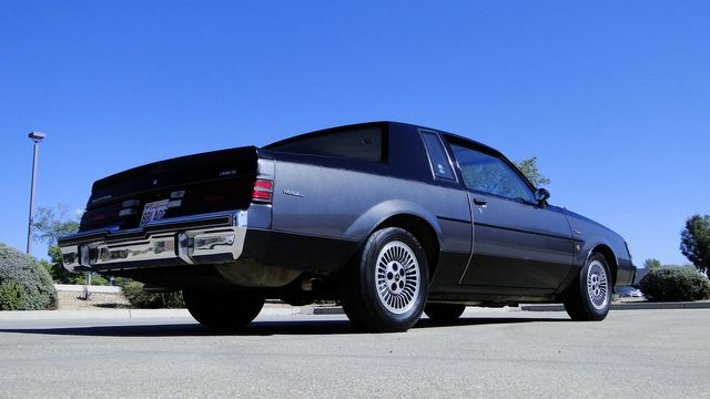 "1984 Buick Turbo 1 OF 1163  ""WH1""  T-Type 3.8 SFI ""RARE"" Phoenix, Arizona 42"