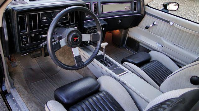"1984 Buick Turbo 1 OF 1163  ""WH1""  T-Type 3.8 SFI ""RARE"" Phoenix, Arizona 1"
