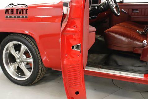 1984 Chevrolet C10 350 V8 AUTO ALUMINUM HEADS PS PB WOOD BED  | Denver, CO | Worldwide Vintage Autos in Denver, CO