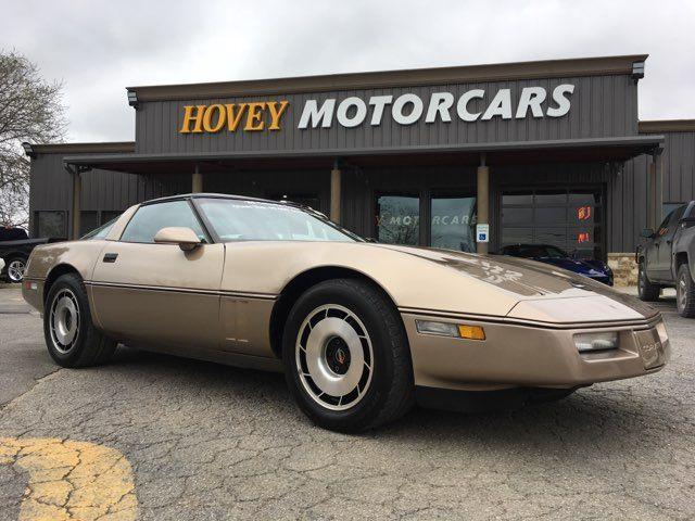 1984 Chevrolet Corvette Boerne, Texas 0