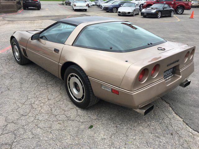 1984 Chevrolet Corvette Boerne, Texas 4