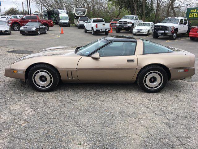 1984 Chevrolet Corvette Boerne, Texas 5