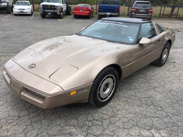 1984 Chevrolet Corvette Boerne, Texas 6