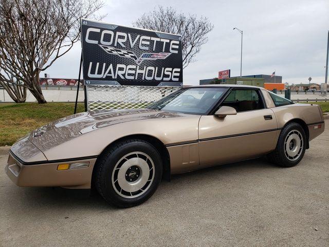 1984 Chevrolet Corvette in Dallas Texas