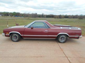 1984 Chevrolet El Camino Blanchard, Oklahoma 1