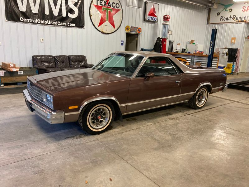 1984 Chevrolet El Camino   in , Ohio