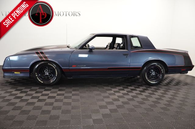 1984 Chevrolet Monte Carlo RESTORED SS SHOW CAR