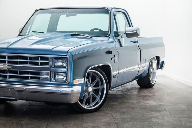 1984 Chevrolet Pickup LS Swapped Over $60k Invested in Addison, TX 75001
