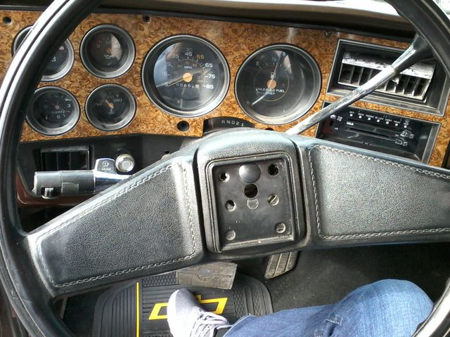 1984 Chevrolet k 10 Silverado 4X4 Boerne, Texas 12