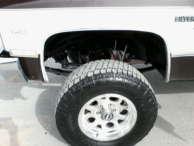 1984 Chevrolet k 10 Silverado 4X4 Boerne, Texas 20