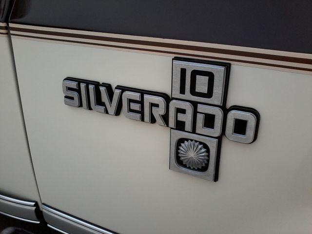 1984 Chevrolet k 10 Silverado 4X4 Boerne, Texas 25