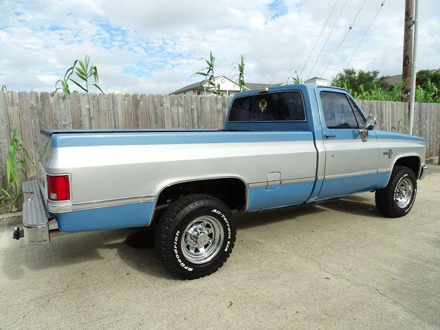 1984 Chevrolet Pickup Corpus Christi, Texas 3