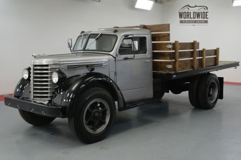 1948 Diamond T PICKUP RARE! SHOW OR GO. TIME CAPSULE. 4-SPEED. | Denver, CO | Worldwide Vintage Autos in Denver, CO