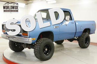 1984 Dodge POWER RAM in Denver CO