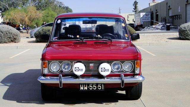1974 Fiat POLSKI 1800 AKROPILIS RALLY CAR Phoenix, Arizona 10