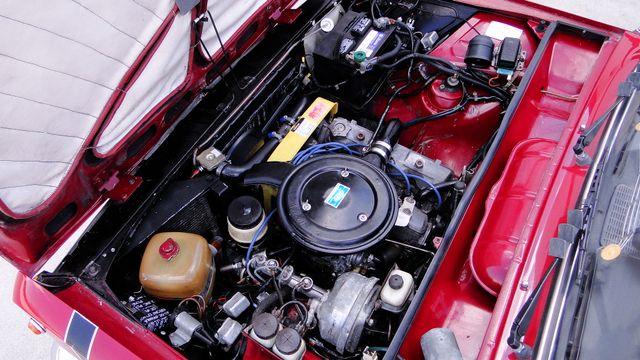 1974 Fiat POLSKI 1800 AKROPILIS RALLY CAR Phoenix, Arizona 1
