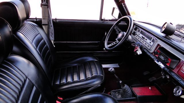 1974 Fiat POLSKI 1800 AKROPILIS RALLY CAR Phoenix, Arizona 2
