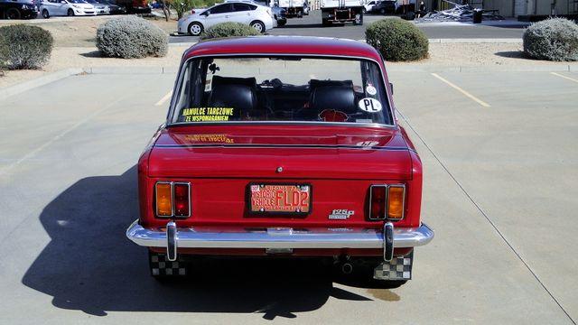 1974 Fiat POLSKI 1800 AKROPILIS RALLY CAR Phoenix, Arizona 8