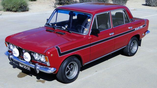 1974 Fiat POLSKI 1800 AKROPILIS RALLY CAR Phoenix, Arizona 15