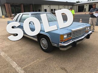 1984 Ford Crown Victoria CROWN VICTORIA Flowood, Mississippi