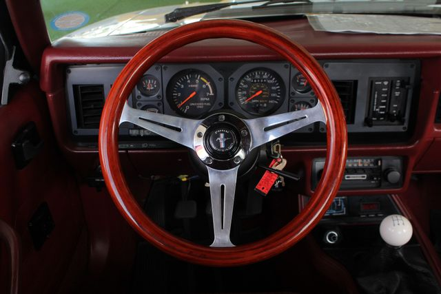 1984 Ford Mustang GT350 20th Anniversary Edition (RARE) Mooresville , NC 10