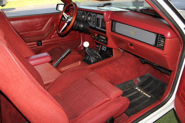1984 Ford Mustang GT350 20th Anniversary Edition (RARE) Mooresville , NC 37
