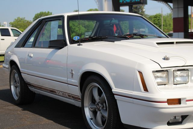 1984 Ford Mustang GT350 20th Anniversary Edition (RARE) Mooresville , NC 32