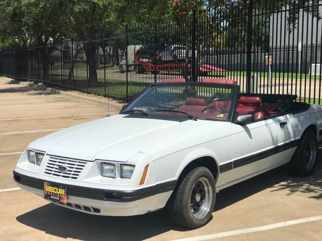 1984 Ford Mustang LX