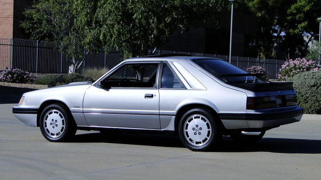 1984 Ford Mustang Turbo SVO 34,000 orig miles Phoenix, Arizona 31