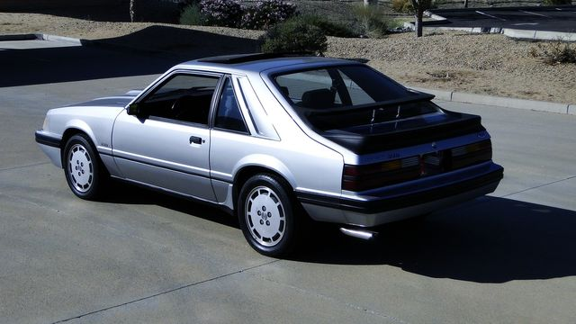 1984 Ford Mustang Turbo SVO 34,000 orig miles Phoenix, Arizona 21