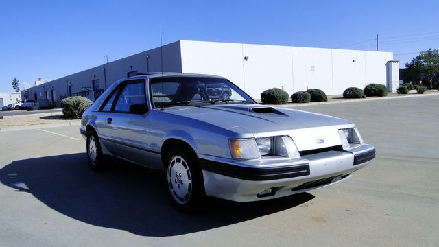 1984 Ford Mustang Turbo SVO 34,000 orig miles Phoenix, Arizona 29