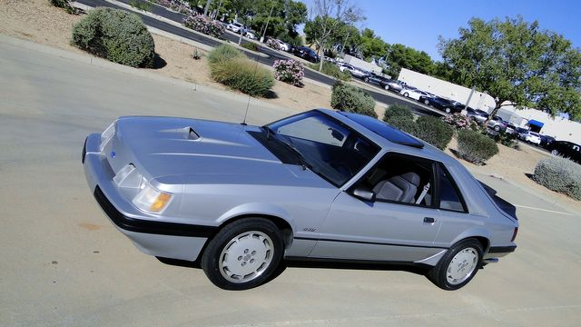 1984 Ford Mustang Turbo SVO 34,000 orig miles Phoenix, Arizona 28